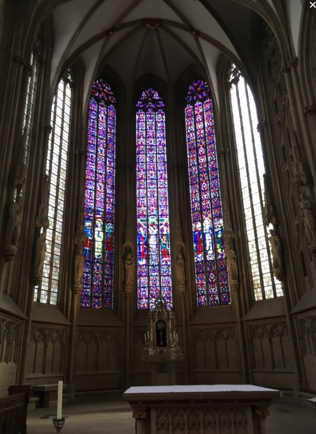 Fenster im Chor